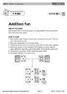 Addition fun