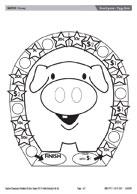Board game - Piggy Bank