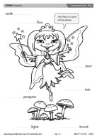Compound words - Fairy