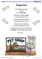 Puppy love poem