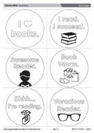 Book badges