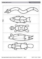 Aboriginal art bookmarks