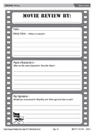 Movie review MS0216 3-6 1 Student Templates None Student Templates ...