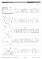Aussie bookmarks
